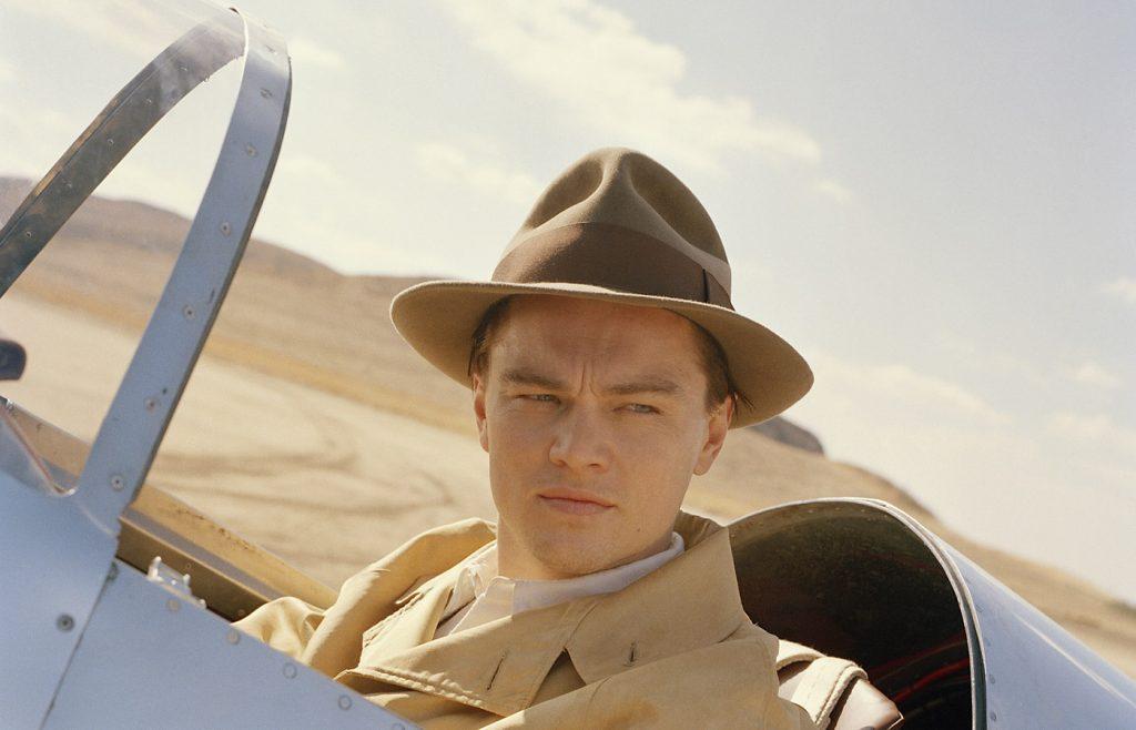 the aviator, leonardo dicaprio