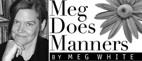 Meg White Manners Header