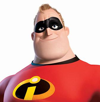Incredibles, Mr. Incredible