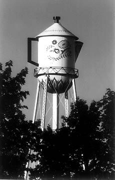 Stanton coffeepot