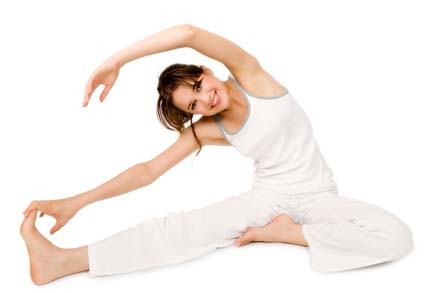 yoga stretch, flexible spine, stretching