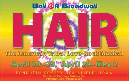 Hair, Way Off Broadway