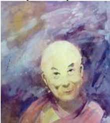 dalai lama, mo ellis