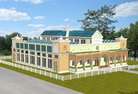 SLC, MUM, MUM Sustainable Living Center, Fairfield Iowa