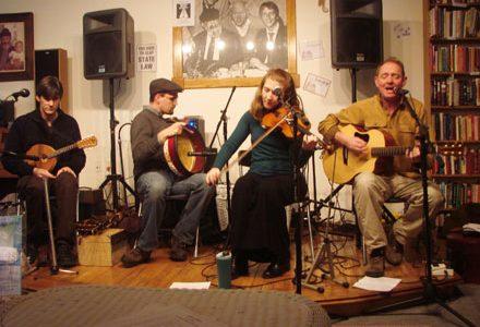 beggarmen, irish music