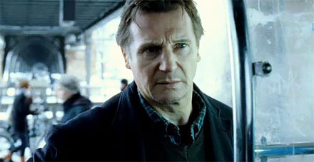 unknown movie, liam neeson