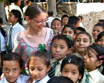 Shanit Foundation, Pam Whitworth