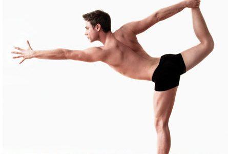 ben easter, yoga pose, yoga for men