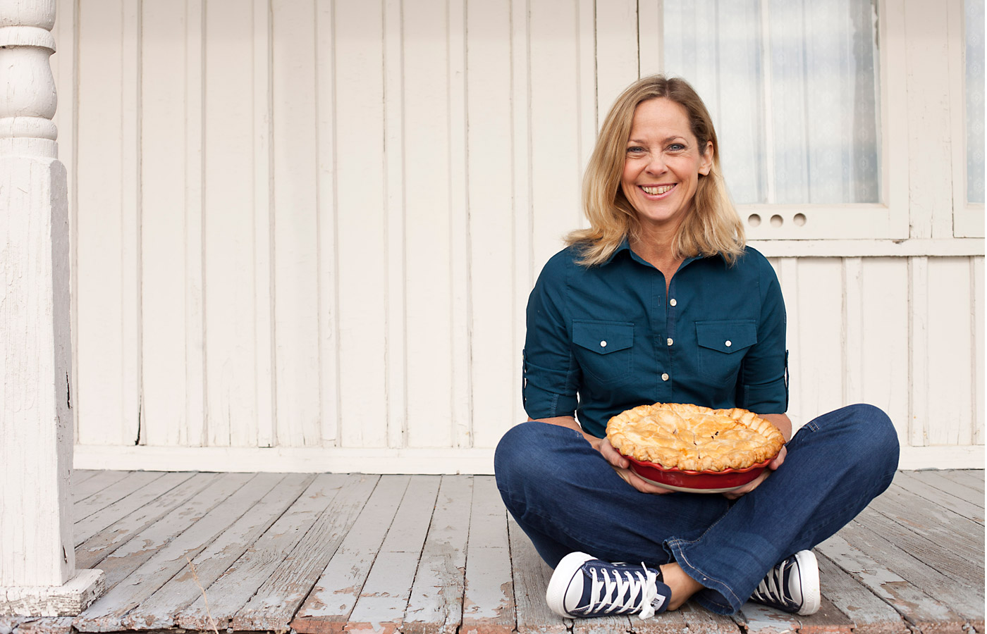 Beth howard, the pie lady