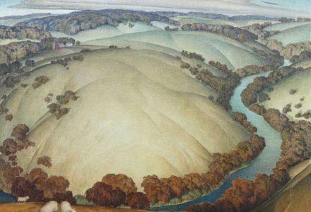 Marvin Cone, Marvin Cone River Bend