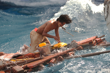 life of pi, SURAJ SHARMA
