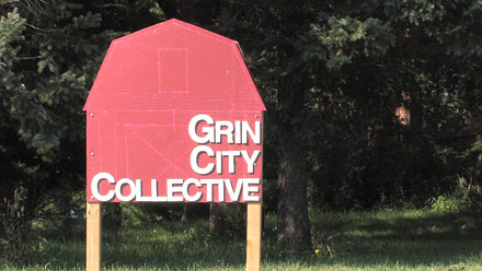 grin city, grin city collective