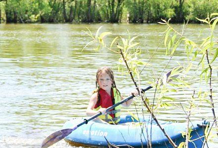 iowa kayaking, kayaking, iowa ponds