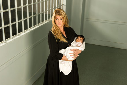 baby sellers Kirstie alley