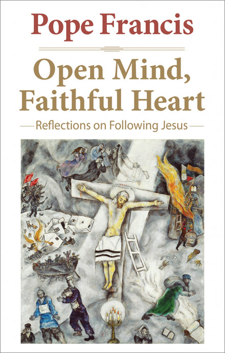 pope francis, open mind faithful heart, goerge foster