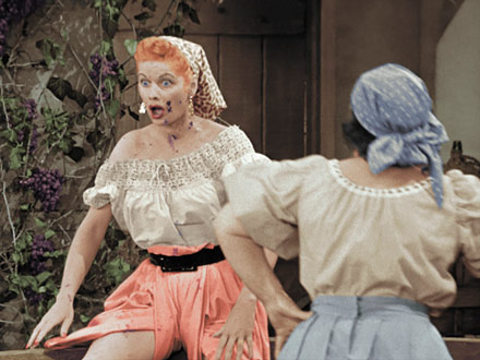 i love lucy christmas special, i love lucy christmas