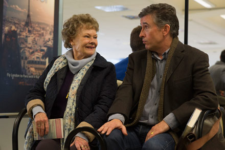 philomena, judy dench, steve coogan