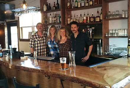 cider house, clint stephenson, cole fishback, annalisa thompson, hope james, cider house fairfield
