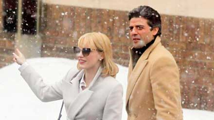 most violent year, jessica chastain