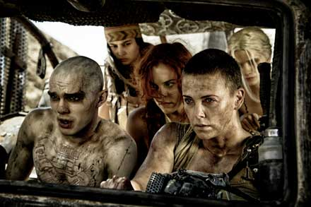 mad max fury road, furiosa