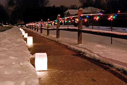 coralville aisle of lights