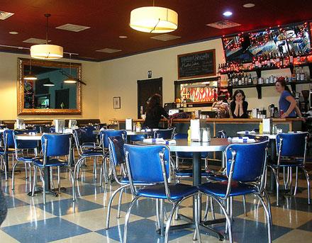 bluebird iowa, bluebird diner