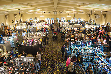 spring art expose, riverside art fair, ui art fair, iowa city art fair