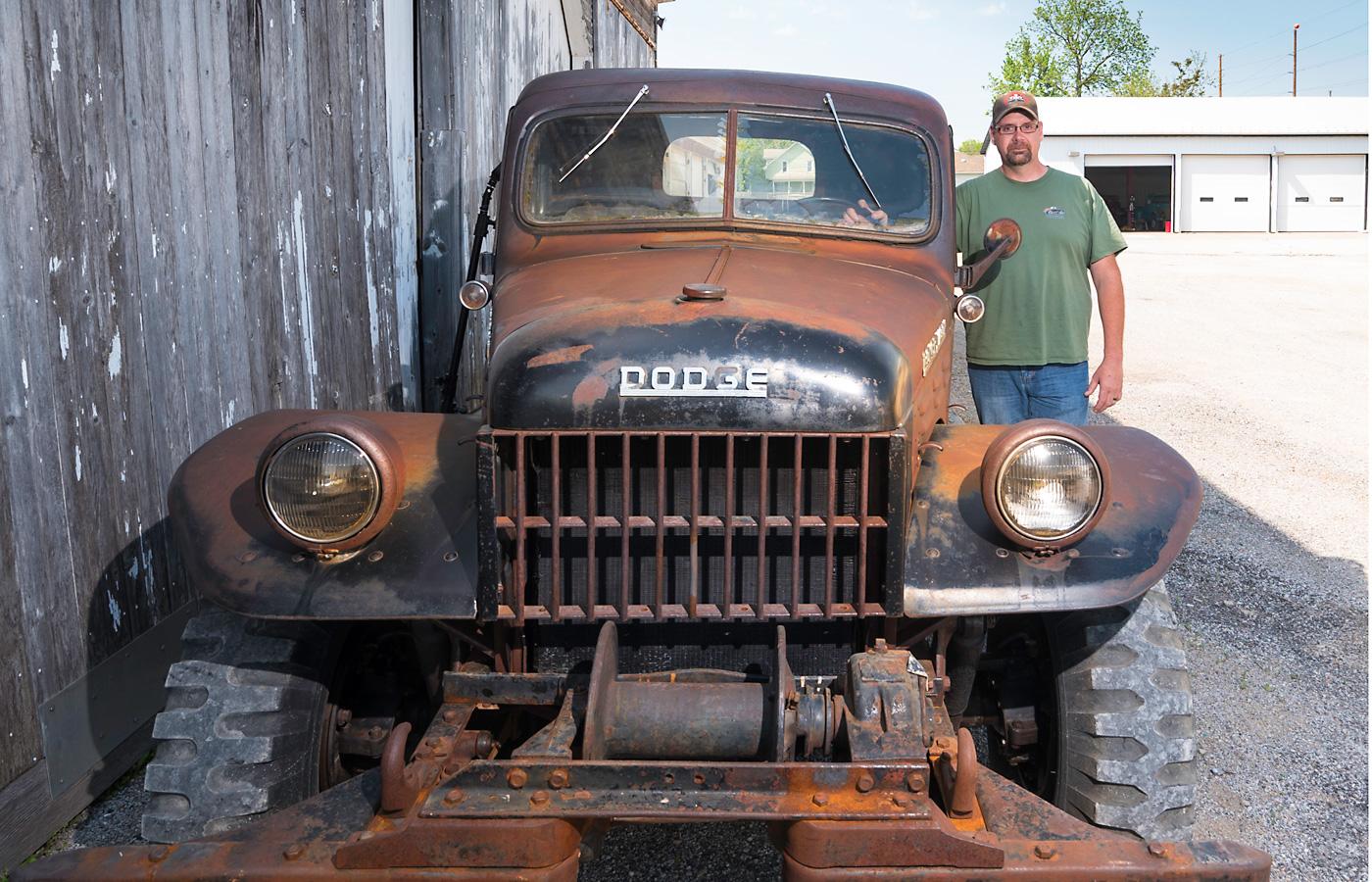 Vintage Power Wagons The 30th Gathering Of Dodge Trucks 1949 Wagon Iowa Source