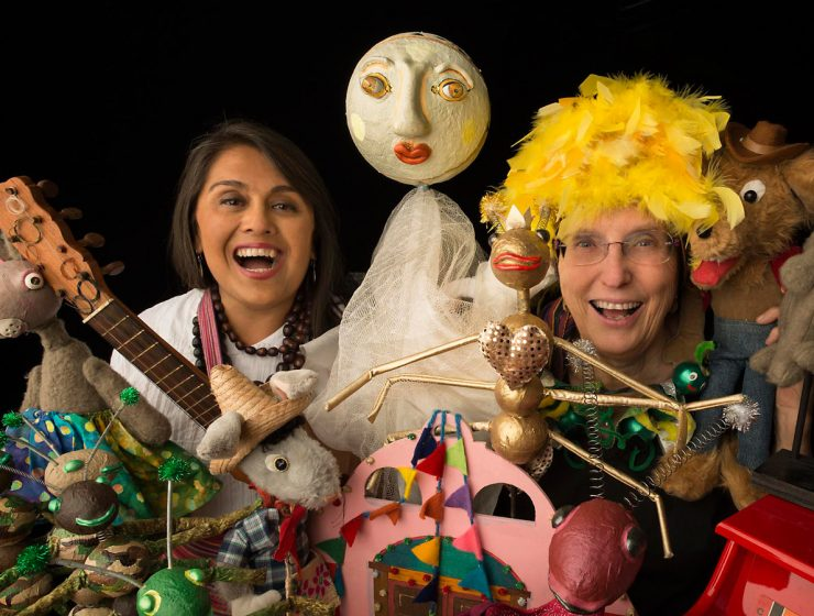 Eulenspiegel puppets
