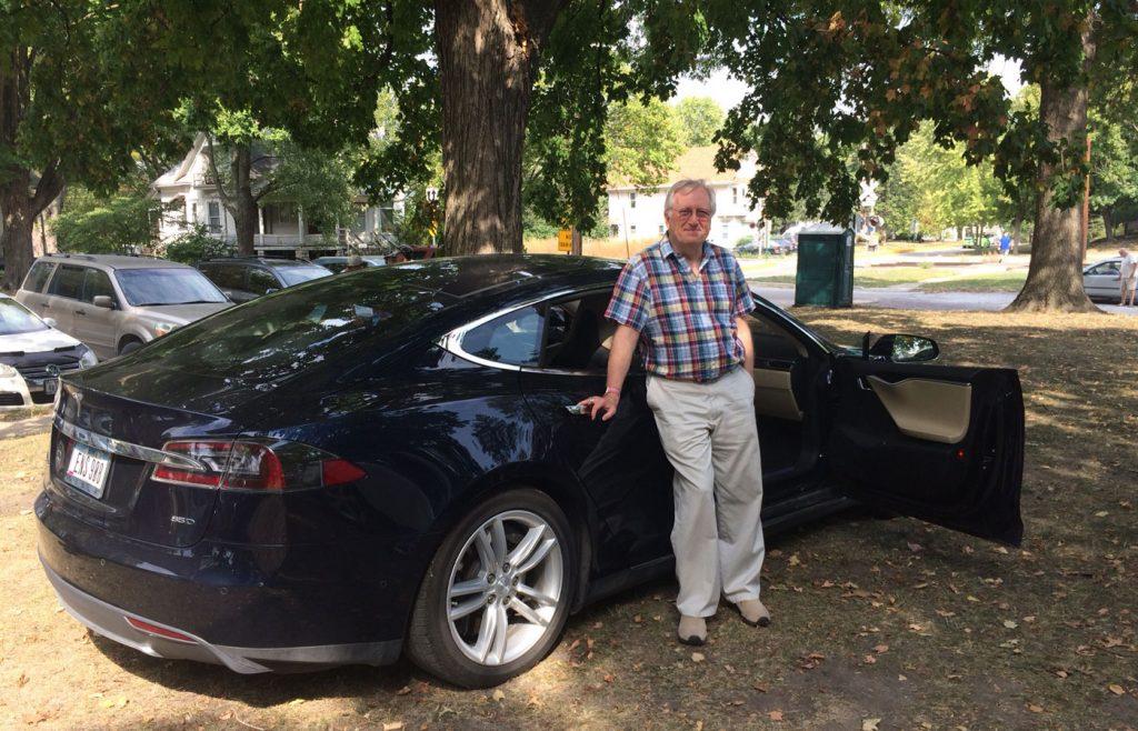 Tesla, rogers badgett