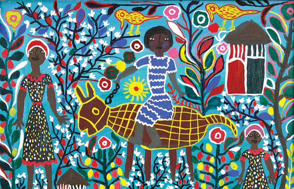 Haitian Art Convergence: The Stories of Haiti Told in ...