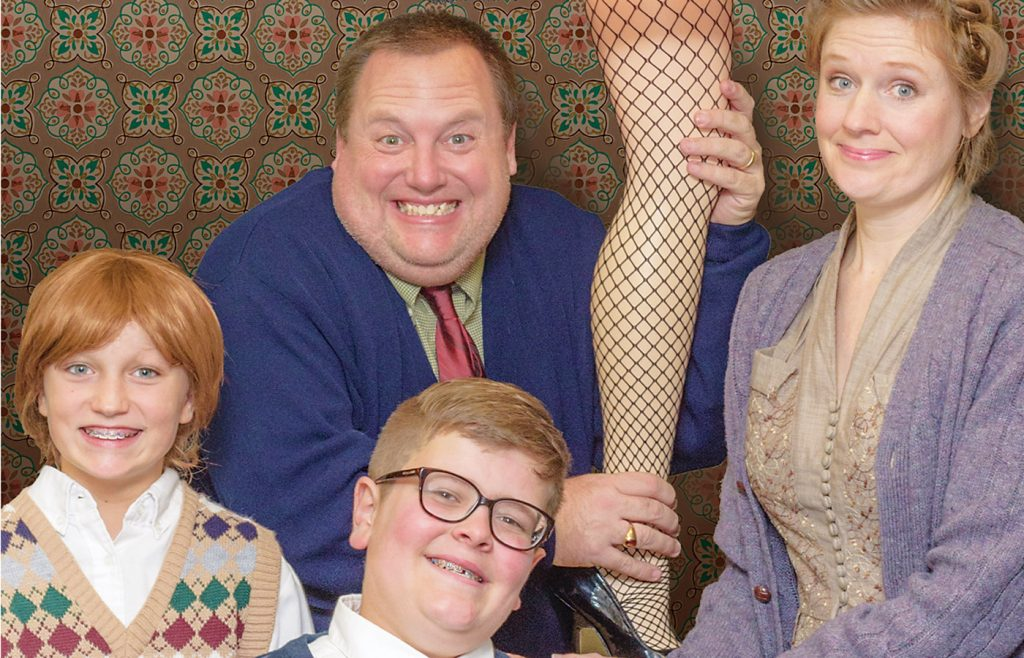 a christmas story runs december 15 17 at the sondheim center in fairfield photo by david owen - A Christmas Story Pictures