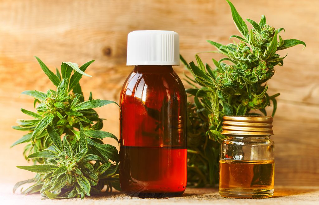 CBD Oil: A Natural Pain Remedy from Hemp - Iowa Source