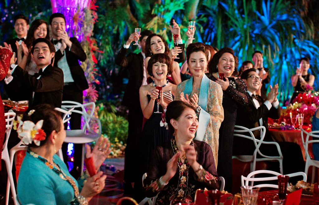 Crazy Rich Asians: Comedy & Drama at the Top of the Social