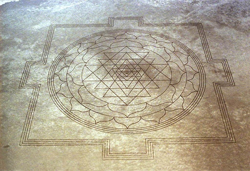 Sri Yantra Mystery: An Interview with Bill Witherspoon